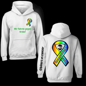 bikers.vs.cancer Hoodie